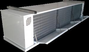 Chłodnictwo - chłodnica powietrza nadmuchowa typ TAK Produkcji PPUCH Tarczyn